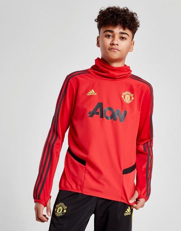 Shoppa adidas Manchester United FC Uppvärmningströja Junior