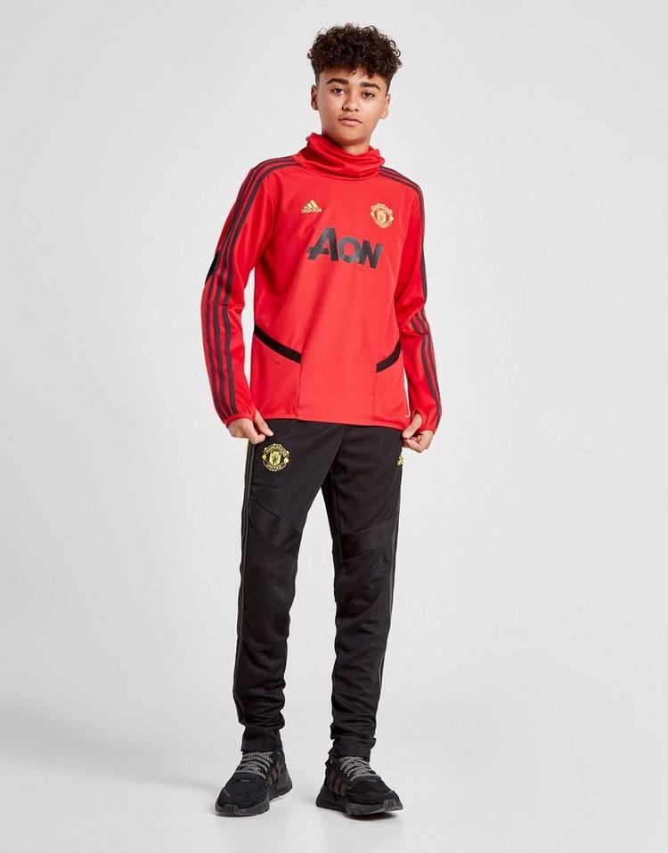adidas Manchester United FC Warm Top Junior