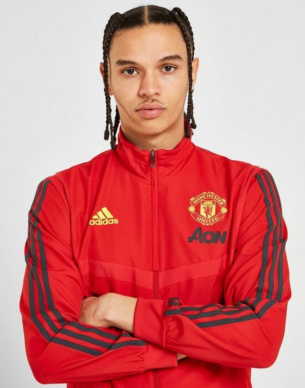 veste homme adidas manchester united