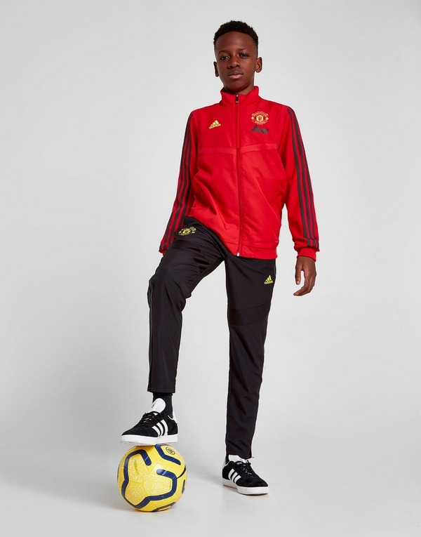 adidas Manchester United FC Presentation Jacket Junior | JD