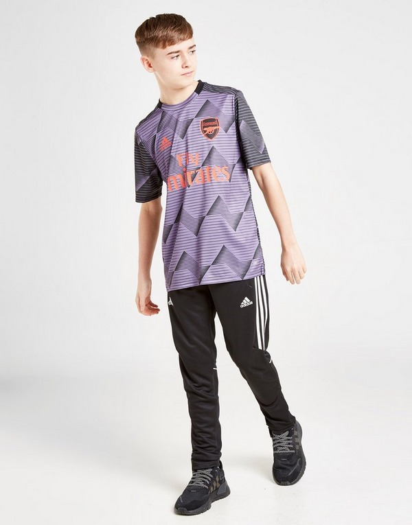 adidas Arsenal FC Pre-Match Short Sleeve Shirt Junior