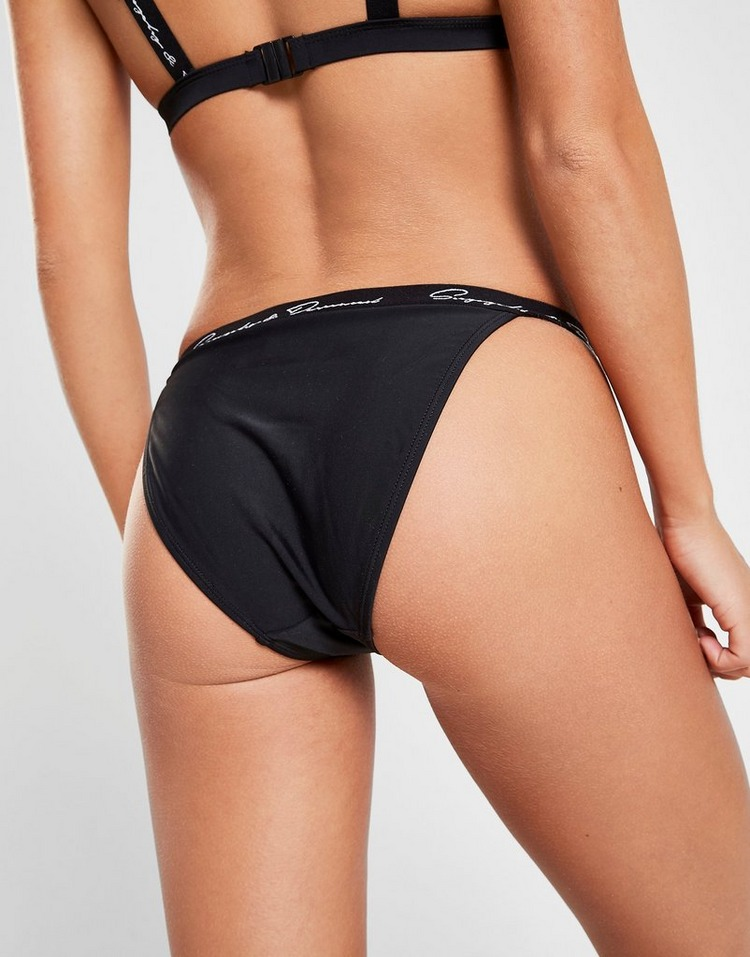Supply & Demand Side Strap Bikini Bottoms