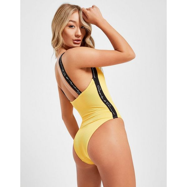 Supply & Demand Ribbed Swimsuit