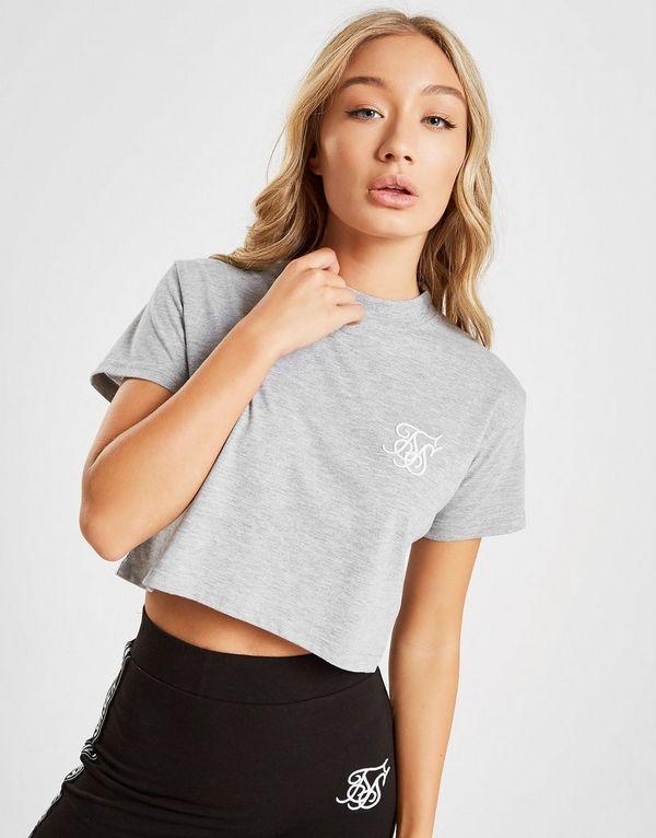 SikSilk Crop T-Shirt