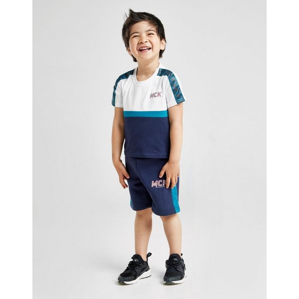 McKenzie Micro Buckingham T-Shirt/Shorts Set Infant
