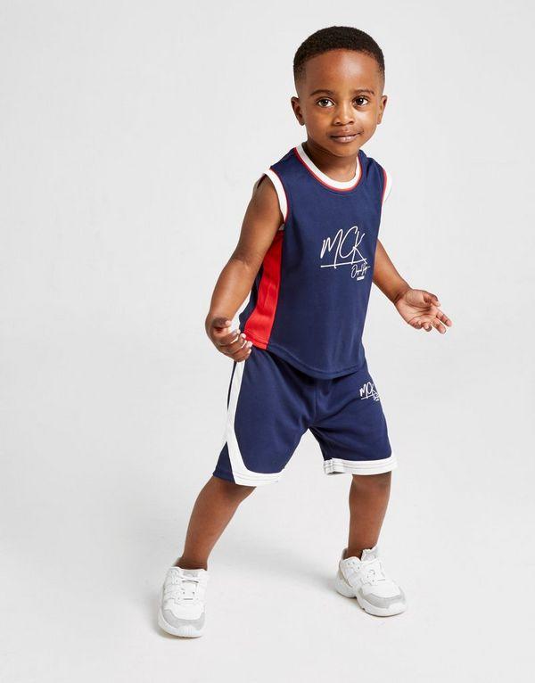 McKenzie Micro Raven Mesh Suit Infant