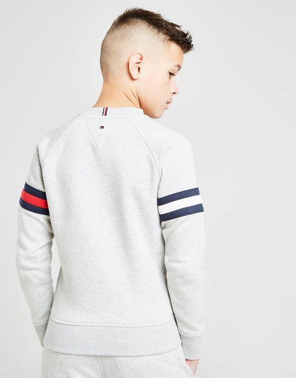 Tommy Hilfiger Essential Flag Crew Sweatshirt Junior