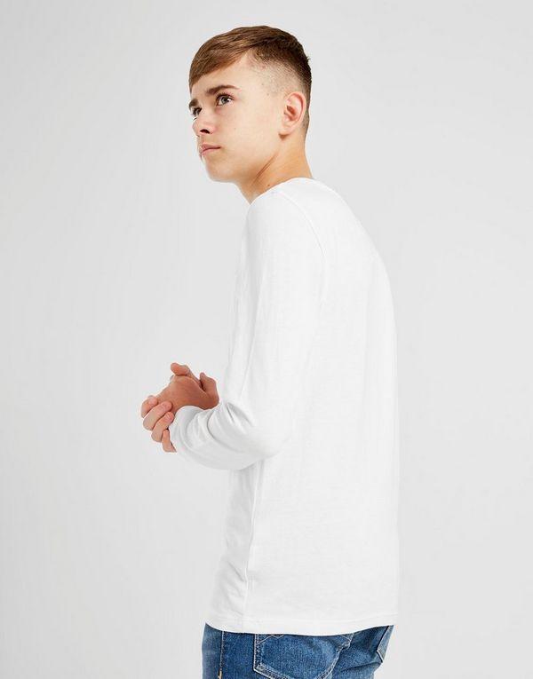 Tommy Hilfiger Flag Logo Long Sleeve T-Shirt Junior