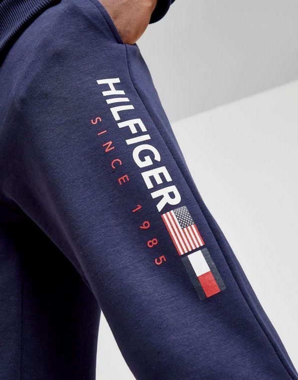 Tommy Hilfiger Fleece Flag Joggers Junior