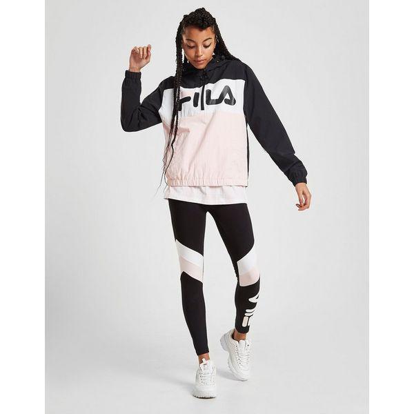 Fila Colour Block 1/4 Zip Jacket