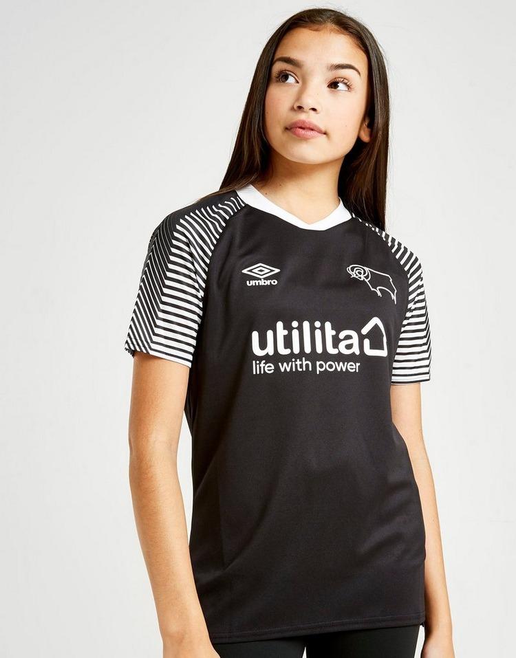 Umbro Derby County FC 2019/20 Third Shirt Junior