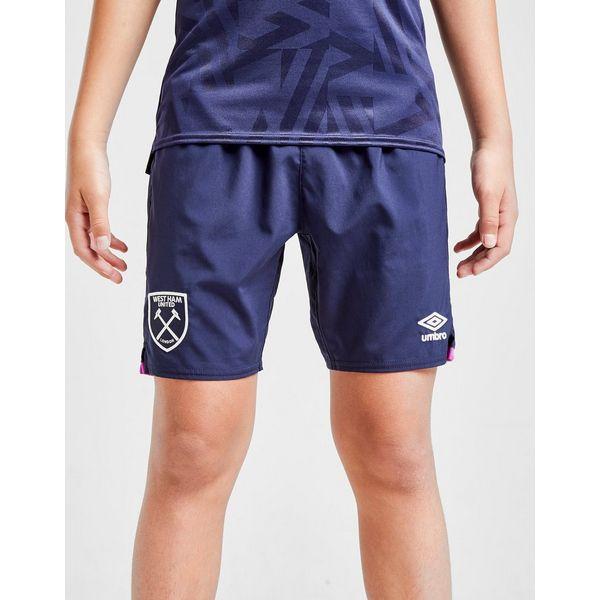 Umbro West Ham United 2019/20 Third Shorts Junior