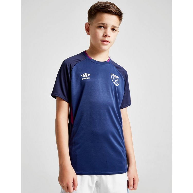 Umbro West Ham United FC Training Shirt Junior