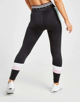 Pink Soda Sport Freya Multi Stripe Leggings