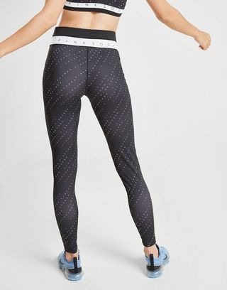 Pink Soda Sport All Over Print Tights