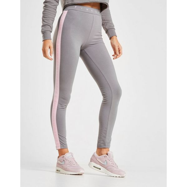 Pink Soda Sport Tape Leggings