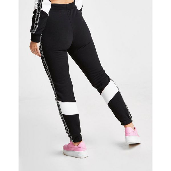 Pink Soda Sport Colour Block Joggers
