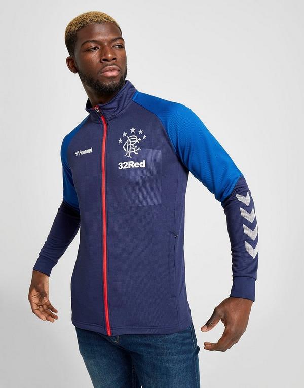 Hummel Rangers FC Authentic Jacket