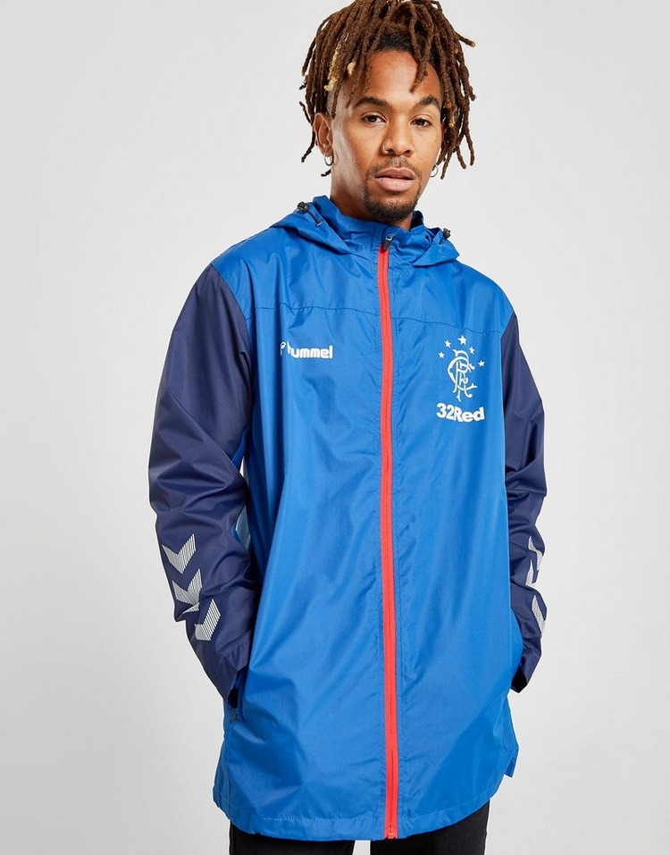 Hummel Rangers FC Authentic Away Jacket