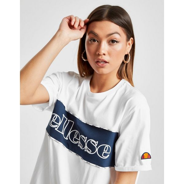 Ellesse Piping Panel Vestito Donna