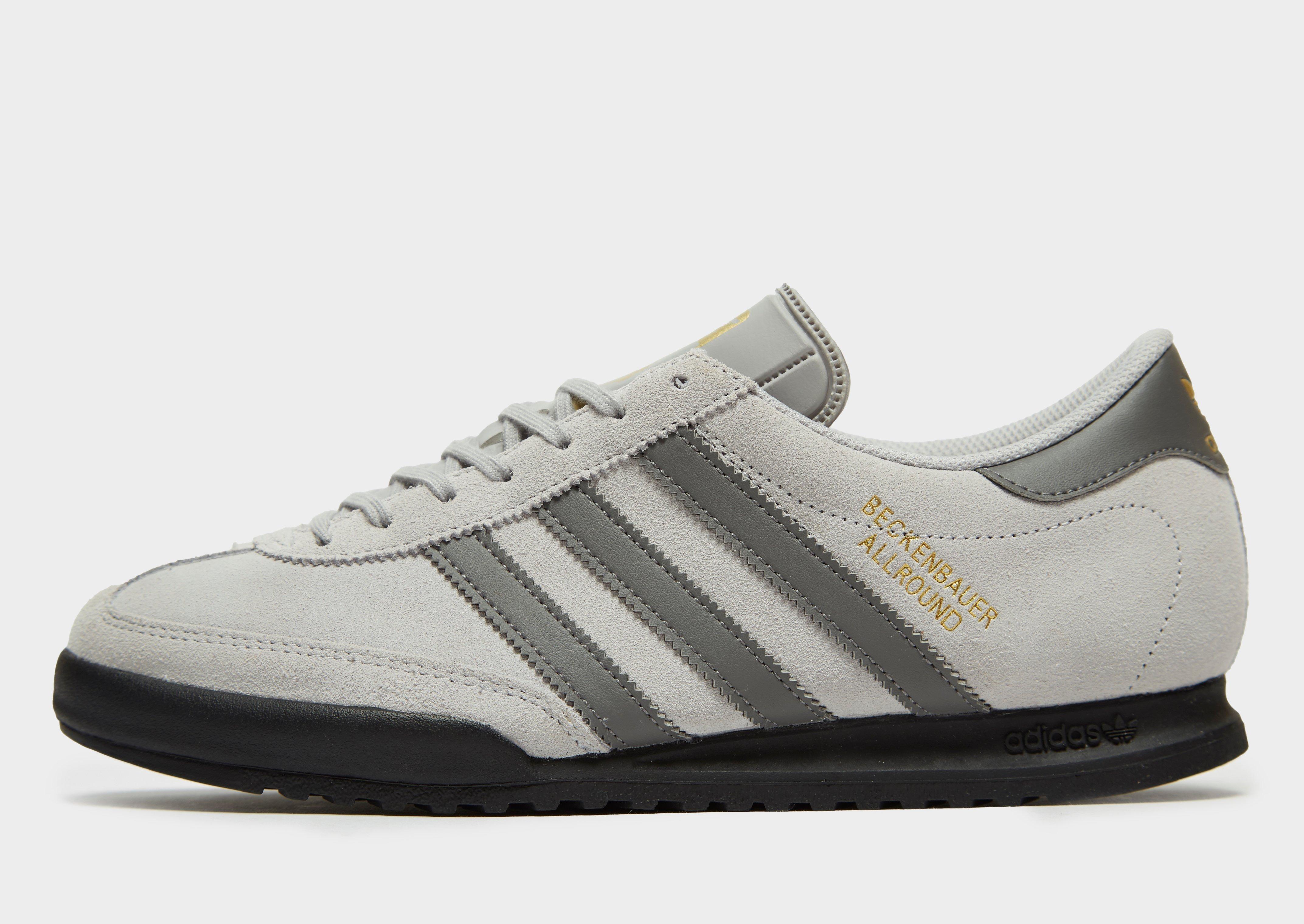 adidas beckenbauer schuhe, adidas Sneaker GAZELLE grau Damen
