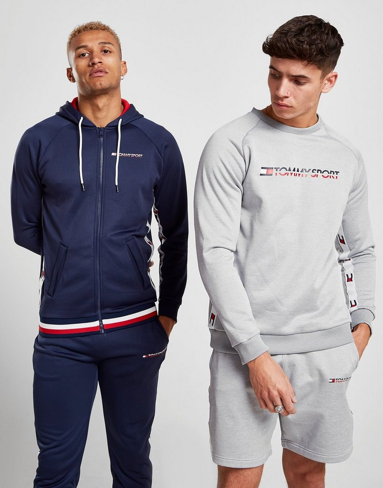 Tommy Hilfiger Tape Side Crew Sweatshirt