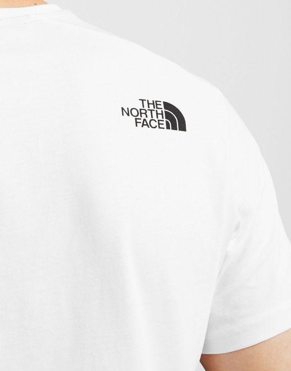 The North Face Train N Logo Colour Block T-Shirt