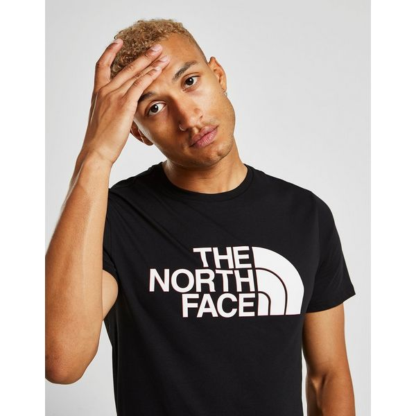 The North Face Short Sleeve Outline Logo T-Shirt