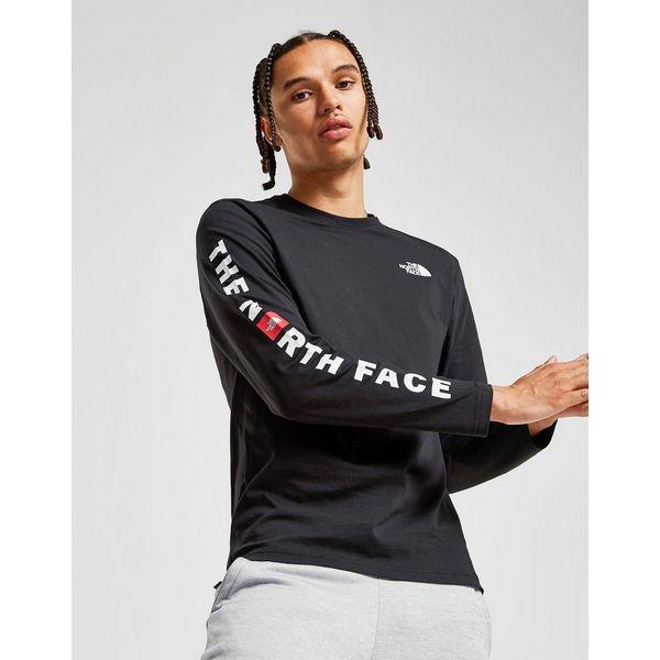 The North Face Long Sleeve Logo T-Shirt