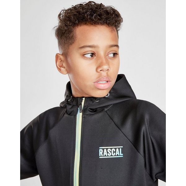 new style 695ae 4a0fe ... Rascal Poly Reflective Full Zip Hoodie Junior ...