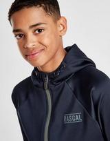 Rascal Casaco com capuz Poly Reflective Full Zip para Júnior