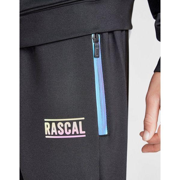Rascal Poly Reflective Track Pants Junior