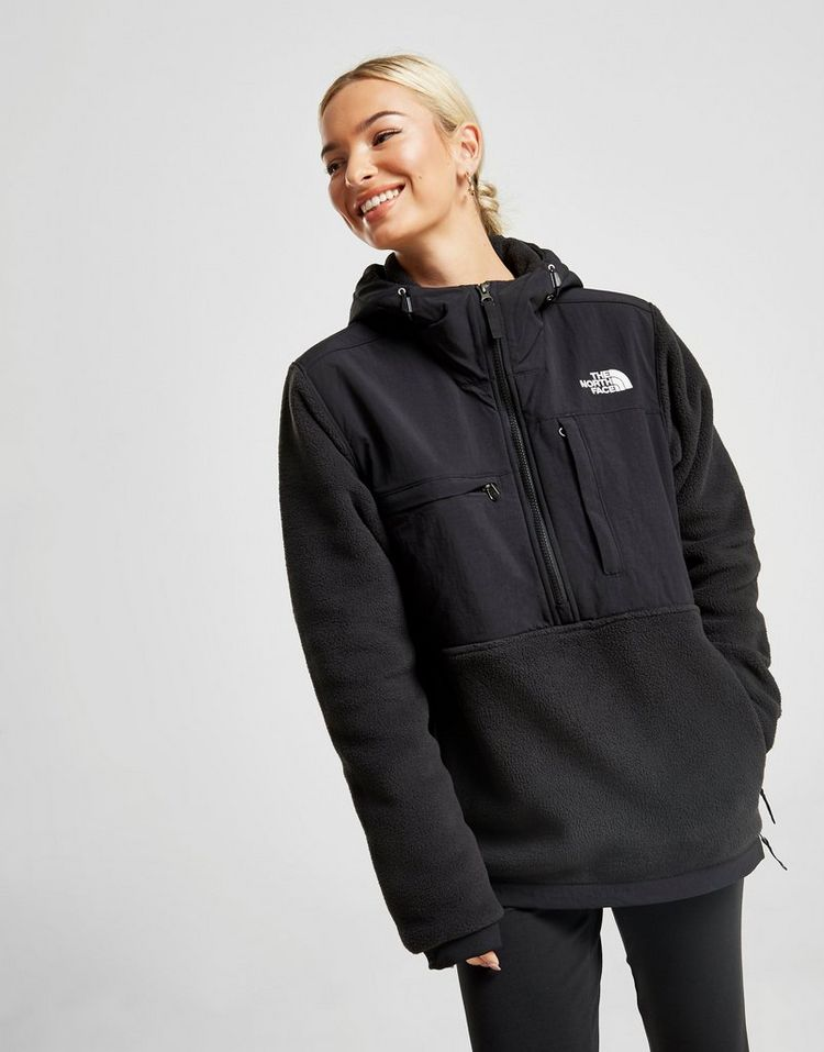 The North Face Denali Hooded 1/2 Zip Jacket
