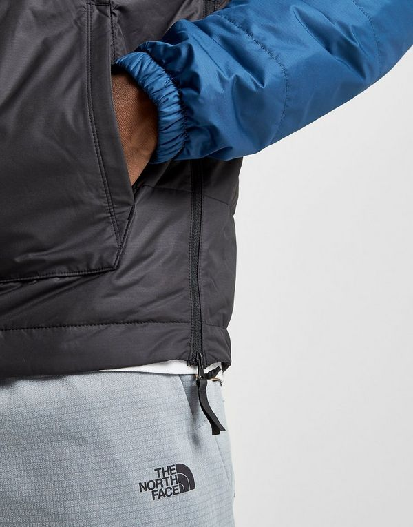 The North Face 1/4 Zip Insulated Fanorak Jacket