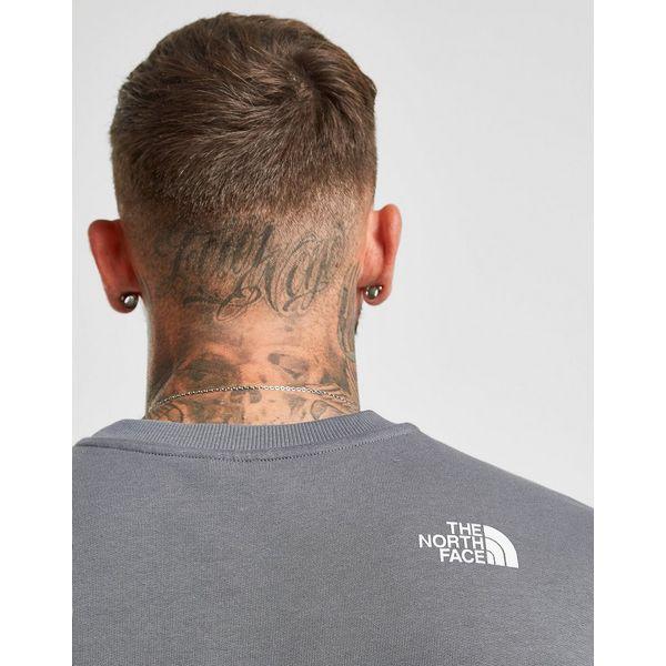 The North Face Split Dome Crew Neck Sweatshirt