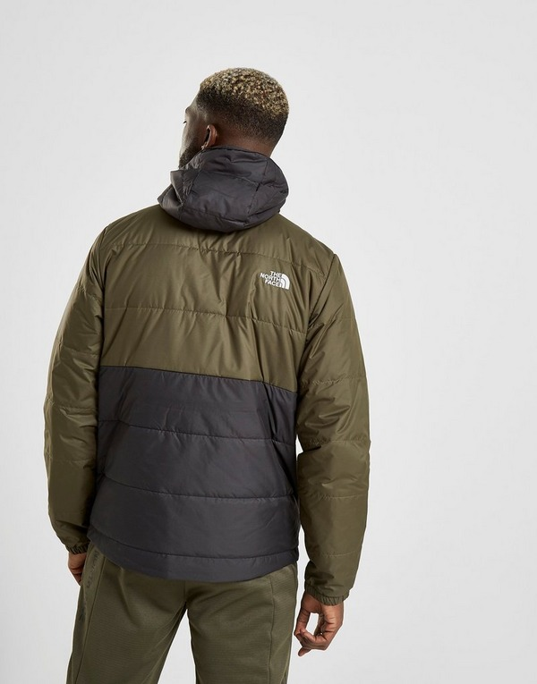 The North Face 14 Zip Insulated Fanorak Jacket | JD Sports
