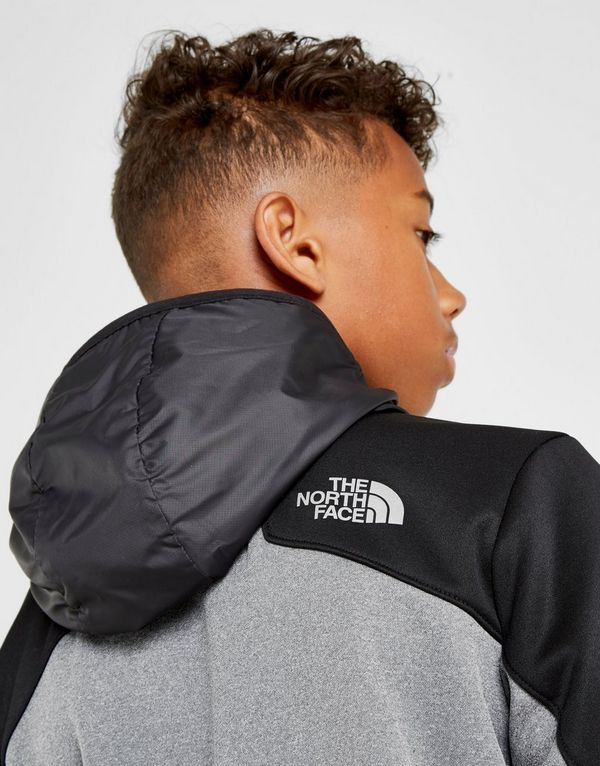 The North Face Mittillegi Full Zip Hoodie Junior