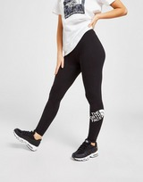 The North Face Tape Waist Leggings Dames