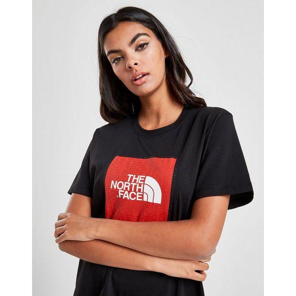The North Face Box Logo Boyfriend T-Shirt