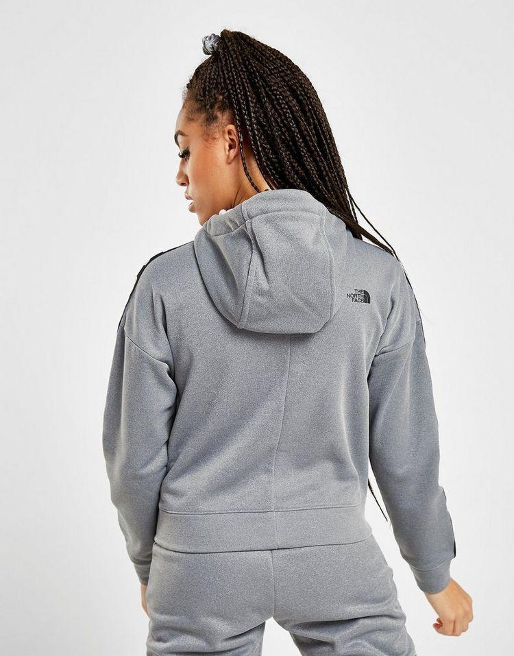 The North Face chaqueta con capucha Tape Poly