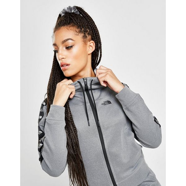 The North Face Tape Poly Full Zip Hoodie