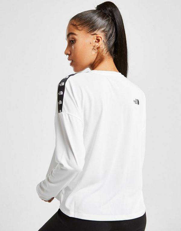 The North Face Tape Poly Long Sleeve T-Shirt