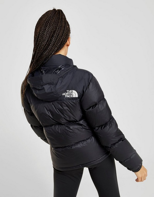Køb The North Face 1996 Nuptse Jakke Dame i Sort | JD Sports