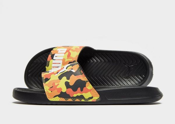 6614bd3f273b1 PUMA Popcat Slides Women's | JD Sports