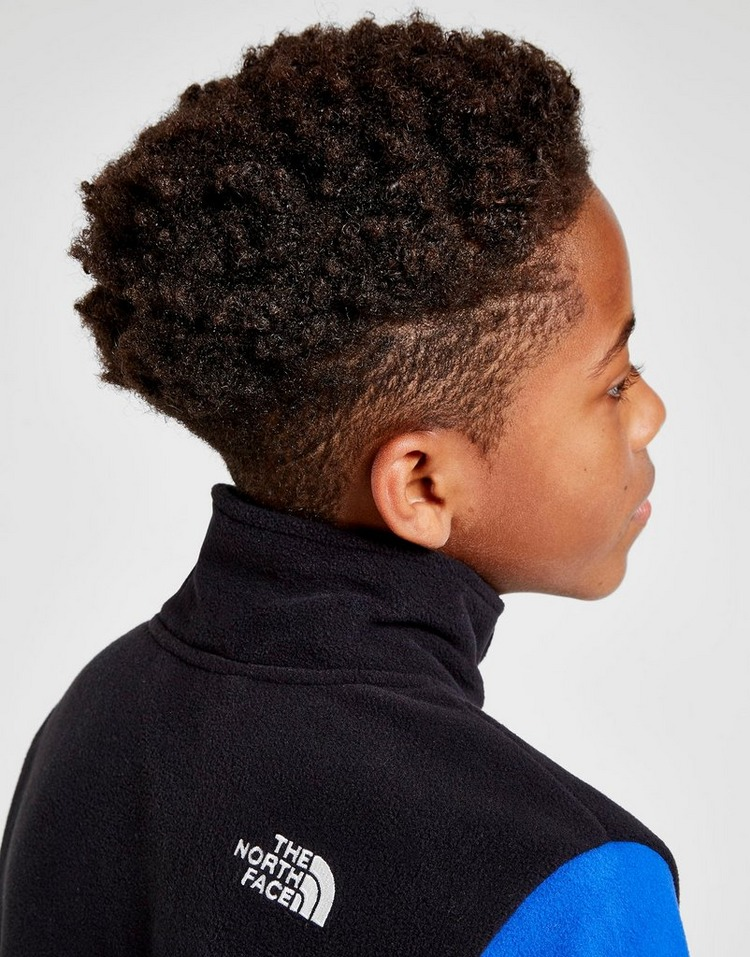 The North Face Glacier Colour Block 1/4 Zip Fleece Junior