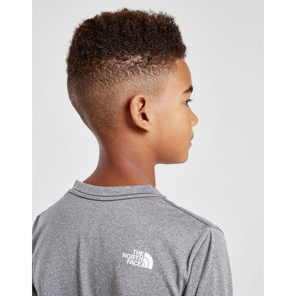 The North Face Reaxion Long Sleeve Poly T-Shirt Junior