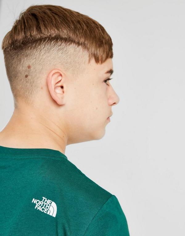 The North Face camiseta Simple Dome júnior