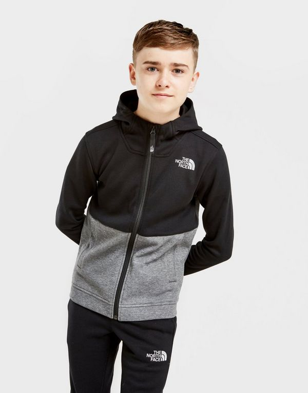 b7b250b8c The North Face Slacker Full Zip Hoodie Junior | JD Sports