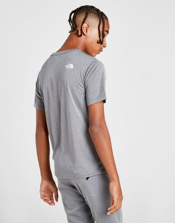 The North Face camiseta Reaxion júnior