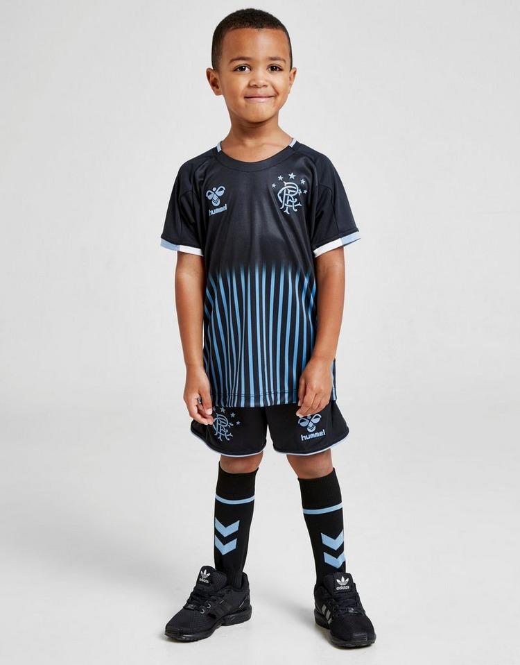Hummel Rangers FC 2019/20 Away Kit Children